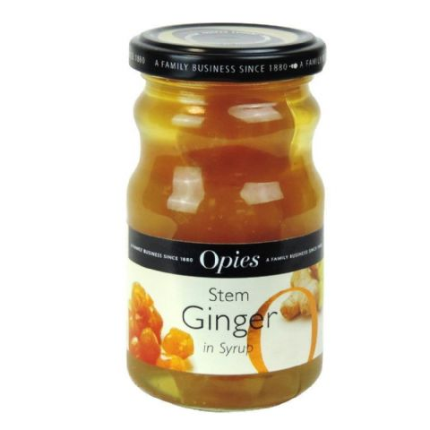 Stem Ginger In Syrup - Jar by Opies 280g